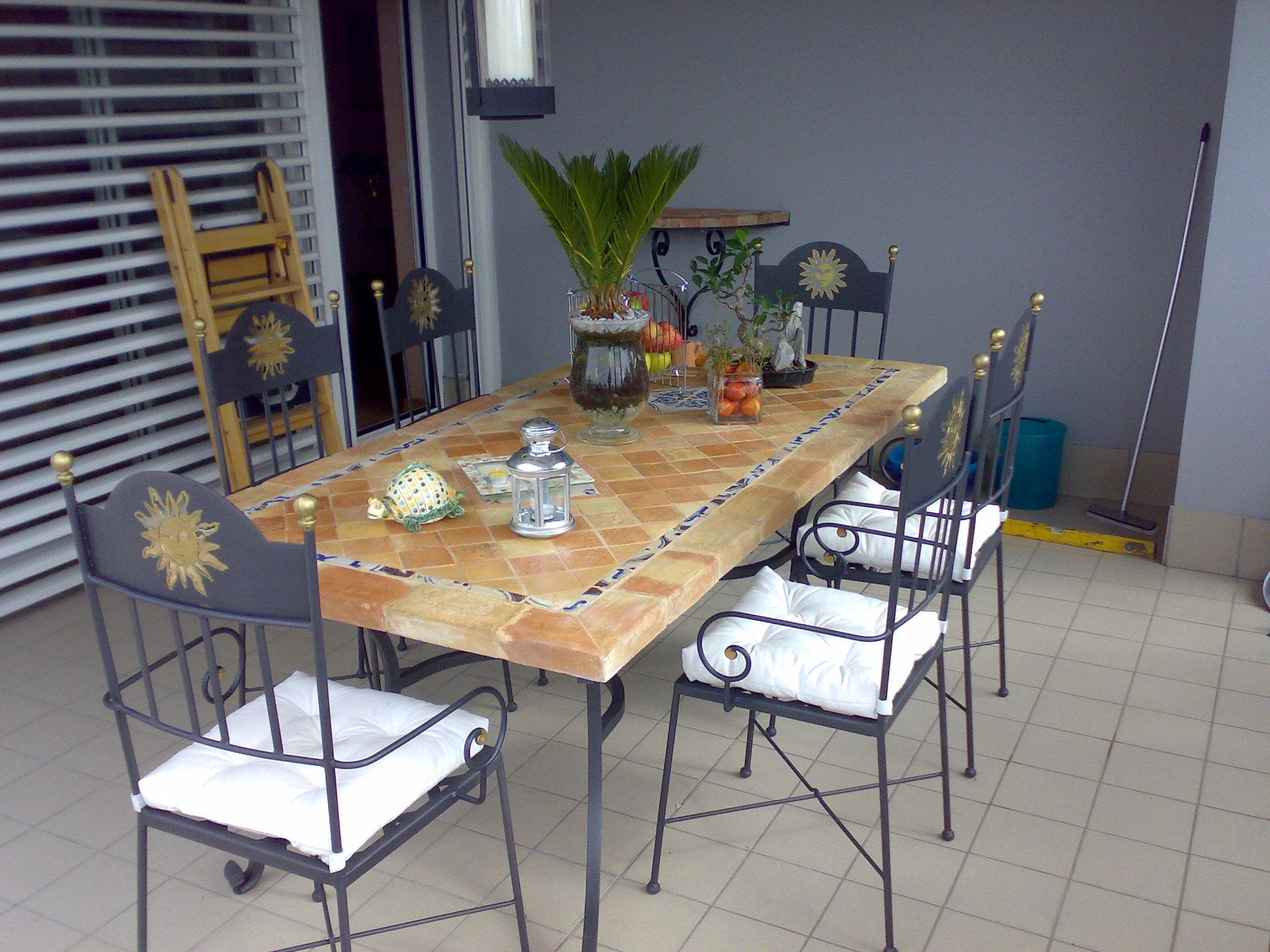 Sedie e tavoli in ferro battuto taddei creazioni in ferro